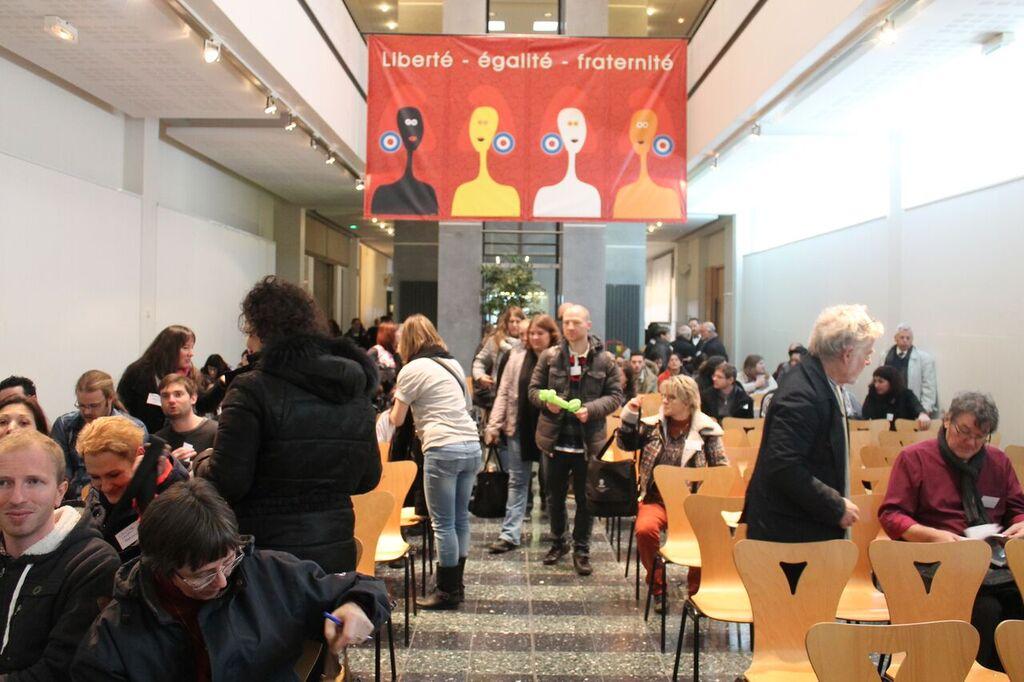 La salle Boileau du Conseil Departemental du 54 - Crédits Photo : Kamila Shepelava