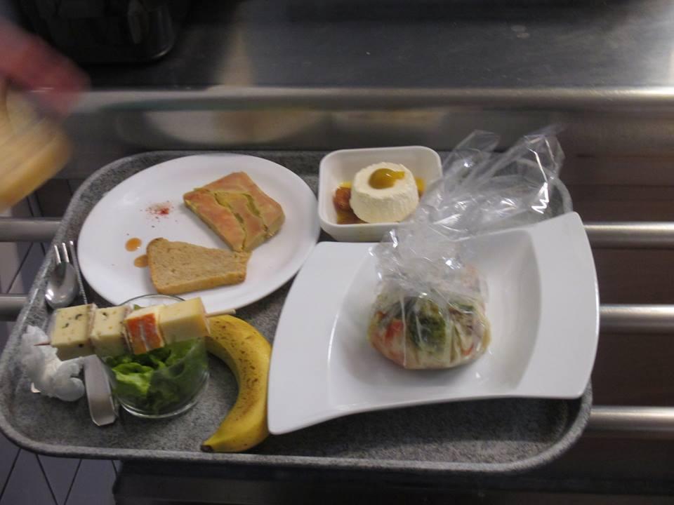 Dans les assiettes des lycéens de Louis Majorelle à Toul - Crédits photo : Yann Voinot
