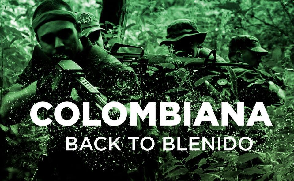 Très beau visuel créé par Alexis Gunkel pour Colombiana