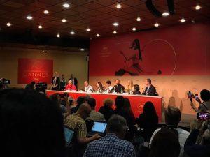 conference de presse festival de cannes