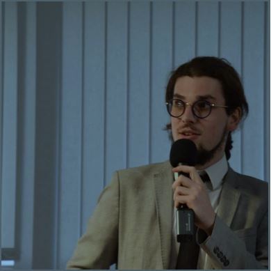 Valentin Stemetz Bénévole du mois