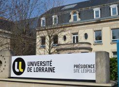LPJML : La réponse de l'Université de Lorraine