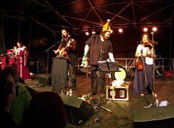 Le Naheulband au festival RenaissanceS, Bar le Duc en mode Epic