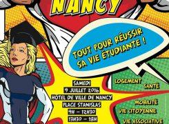 Campus Nancy : tout pour réussir sa vie étudiante !